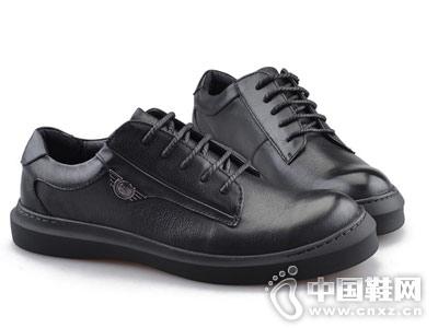 Rishun日顺皇男鞋2018新款休闲鞋英伦皮鞋