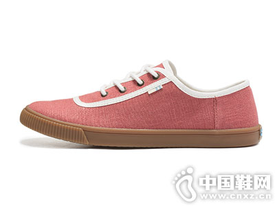 TOMS女鞋TOPANGA 小白鞋女帆布鞋