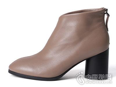 comely康莉2018秋冬新品羊皮靴子