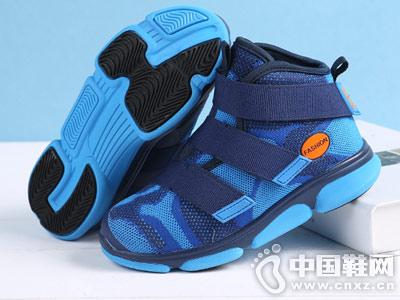 蓝猫童鞋男童小学生篮球鞋