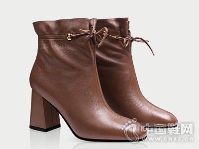 香阁儿冬季新款欧美时尚短筒靴