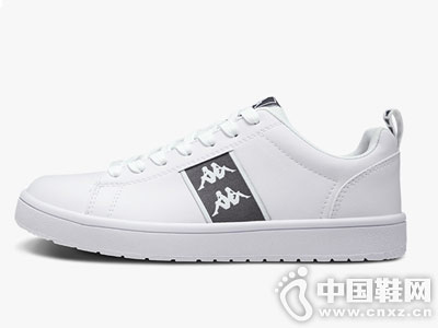 KAPPA卡帕休�e板鞋�\�有�小白鞋