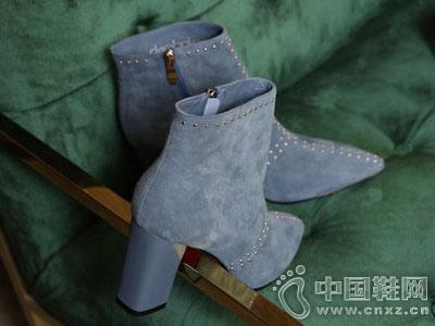 丹比奴2018秋冬新款短靴