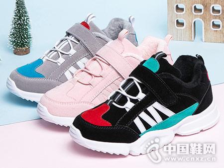 2018冬季新款abckids男童鞋