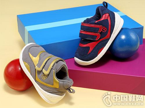 乐客友联步前鞋冬季0-1岁宝宝软底鞋
