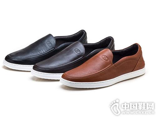 Propet波派 新品粗跟男单鞋