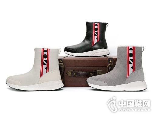 新款爆米花羊皮毛一体COZY STEPS雪地靴