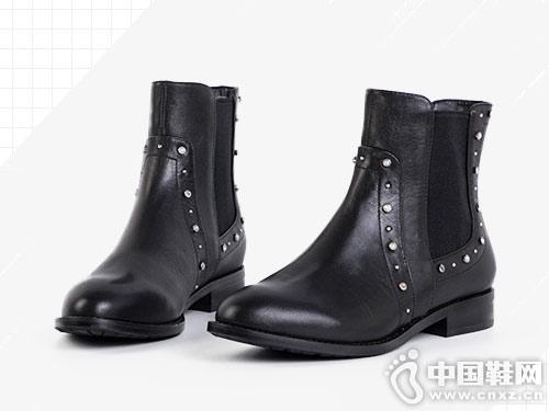 2018秋冬dfuse迪芙斯时装短靴