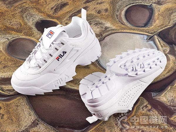FILA斐乐老爹鞋 塑形增高,时尚潮流复古鞋