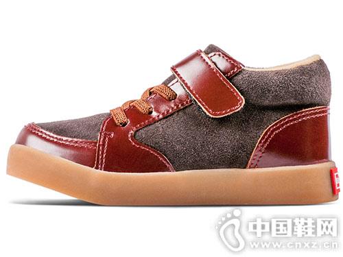 2-6岁经典复古板鞋 小蓝羊秋季新款