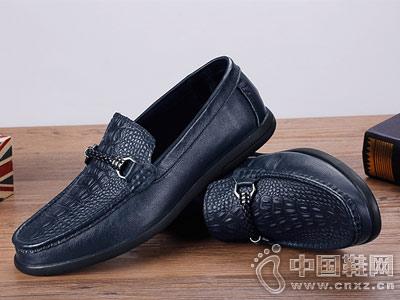 豆豆鞋男士青年休闲皮鞋保罗盖帝懒人鞋