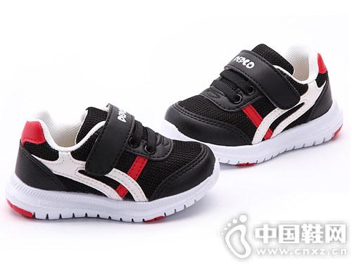 2018新款小猪班纳男童运动鞋
