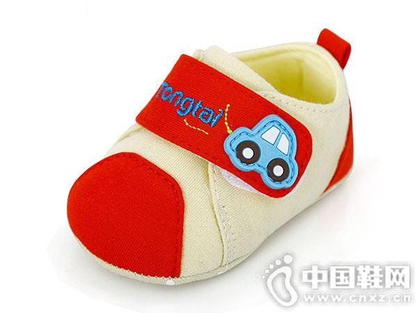 婴儿鞋童泰018新款0-1岁宝宝鞋子