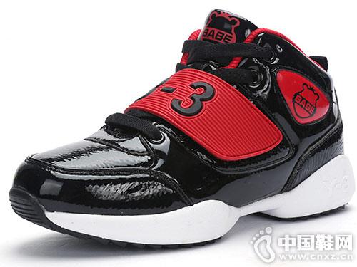 笨笨熊童鞋篮球鞋男童波鞋2018秋款