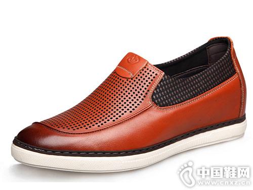 田宇增高鞋男式5cm内增高皮鞋男鞋