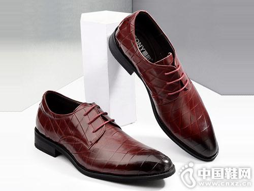 高尼增高鞋男英伦秋季内增高皮鞋