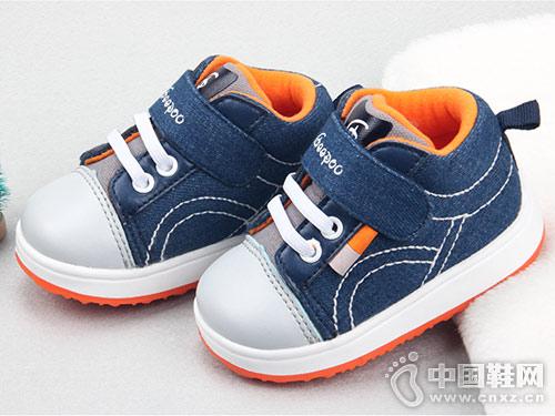 小猪快跑新品婴儿学步鞋1-3岁机能鞋