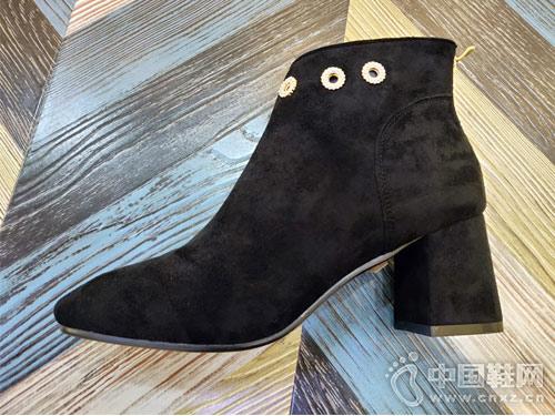 印心鸟18秋冬新款女靴