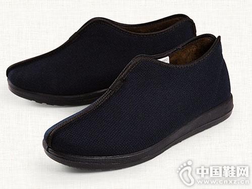 老美华冬季棉鞋 百年老号 传承技艺
