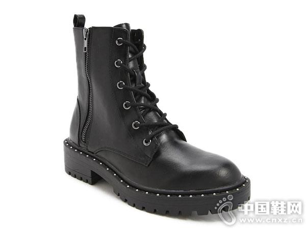 Forever 21女鞋 2018新款短靴