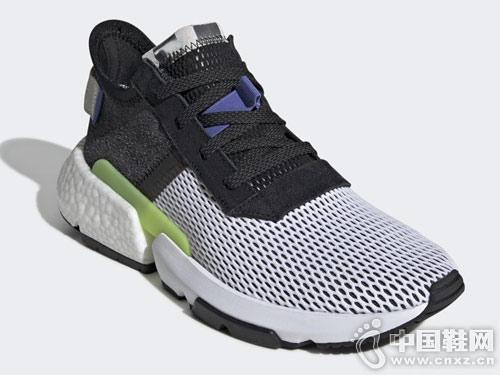 阿迪达斯adidas 三叶草新款跑鞋