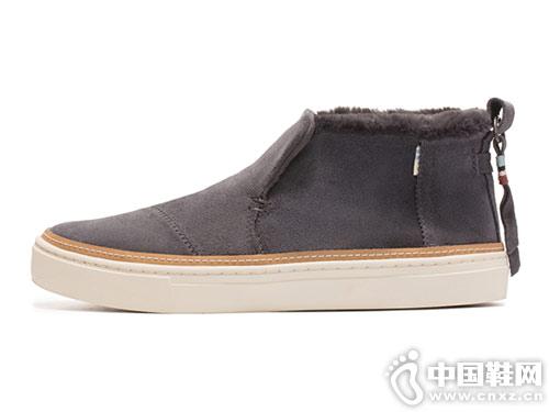 TOMS女鞋PAXTON18秋冬新款休闲短靴