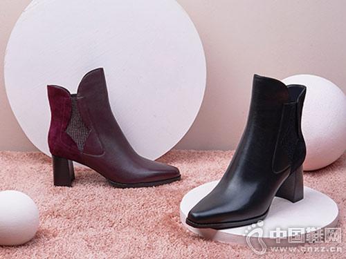 73hours2018新款秋冬季短靴
