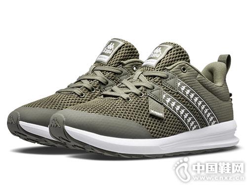 背靠背KAPPA运动鞋轻质跑鞋