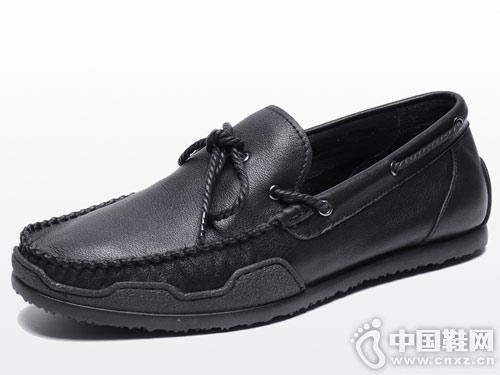 2018新款布莱希尔顿男鞋百搭豆豆鞋