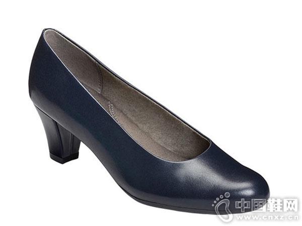 Aerosoles爱柔仕女士高跟鞋浅口百搭女鞋
