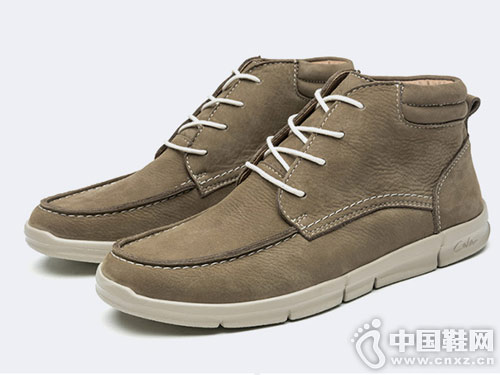 新款CELE策乐秋冬季休闲皮靴