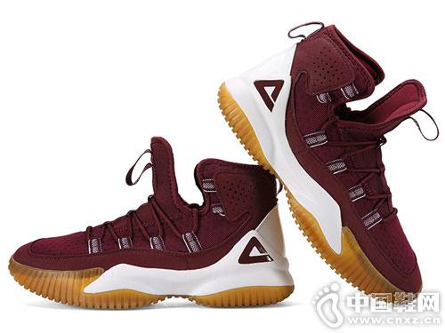 匹克篮球鞋2018冬季新款防滑战靴