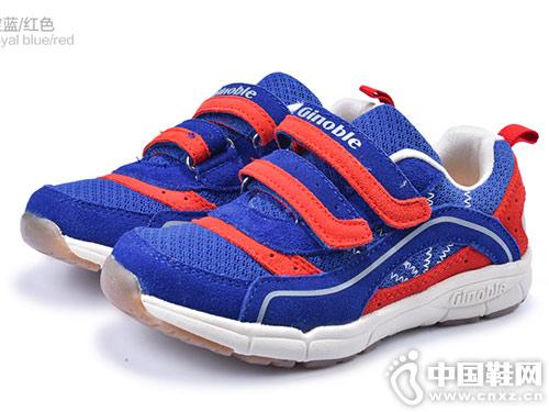 基诺浦春款中童网面运动鞋 12大功能特点