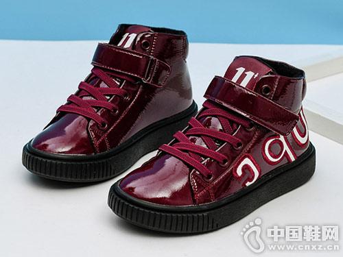 好榜样童鞋女童韩版靴子新款