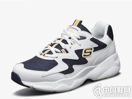 Skechers斯凯奇男鞋复古运动鞋 潮鞋熊猫鞋