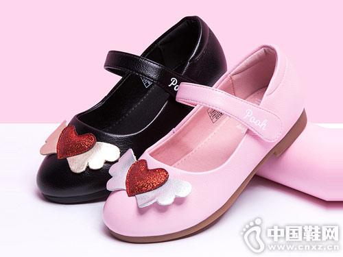 2019迪士尼童鞋新款韩版女公主鞋