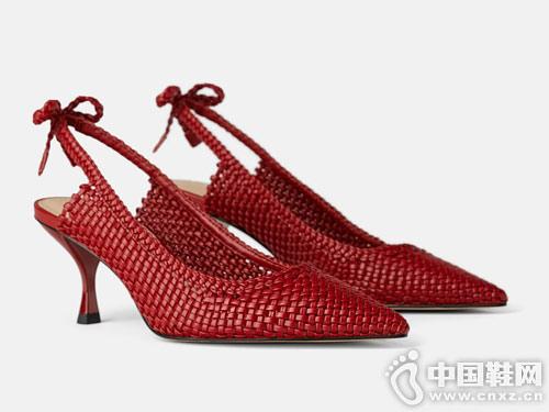 2019新款世尊女鞋春季新款单鞋