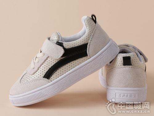 2019年春季童鞋新款比比我韩版板鞋