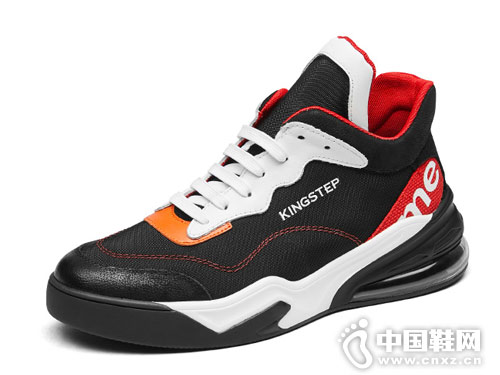 KINGSTEP君步复古潮流运动鞋