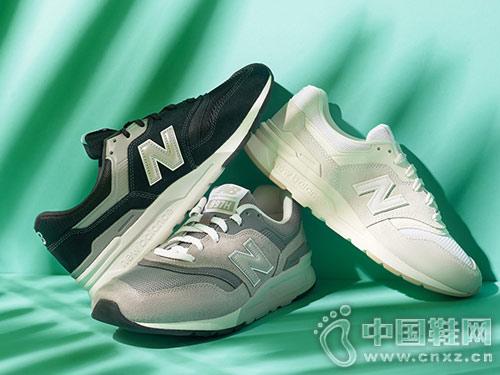 2019新款New Balance复古休闲小白鞋