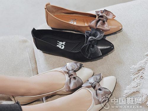 平底单鞋女2019春款漫沙洛新款