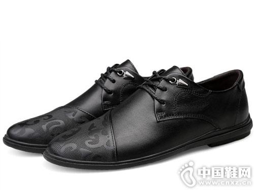 西域骆驼男鞋春季商务休闲鞋