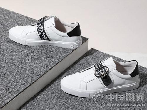 2019春季新款St&Sat星期六小白鞋