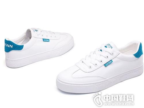 巨圣女鞋2019春季新款平底韩版小白鞋