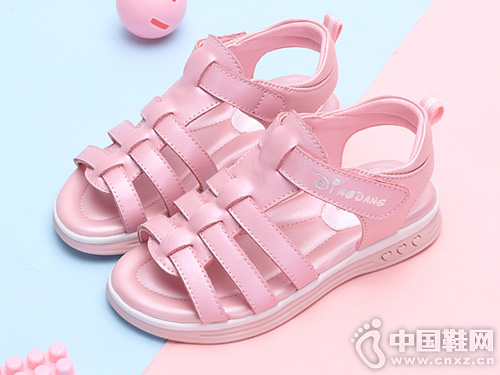 2019新款小叮当韩版时尚百搭罗马小公主鞋