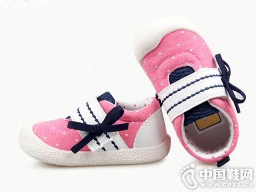 2019新款机能鞋小猪快跑宝宝鞋