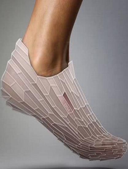 阿迪全球CEO罗思德:3D打印鞋产量达百万