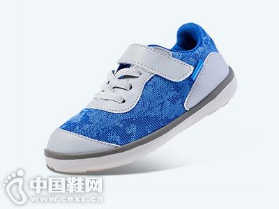 2019新春款2-10岁小蓝羊运动鞋