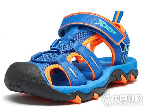 特步童鞋2019夏季新款防滑舒适凉鞋