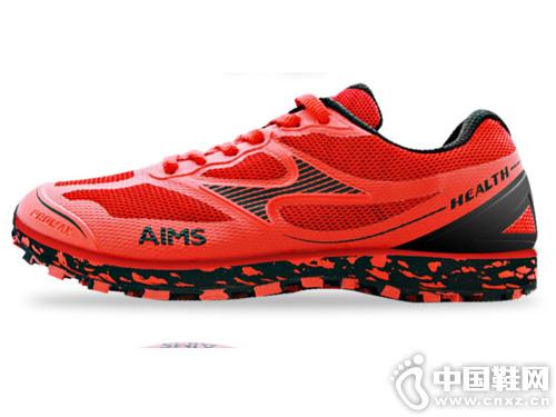海尔斯男女学生跑步鞋2019新款